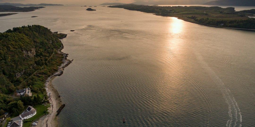 Port Appin, Loch Linnhe, Isle of Lismore