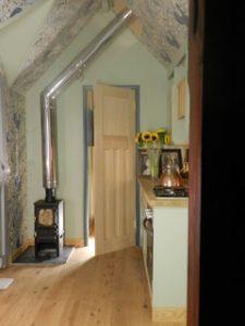 Tabernacle Loch Awe Argyll Wood-Burning Stove